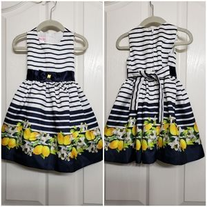 Jessica Ann toddler dress